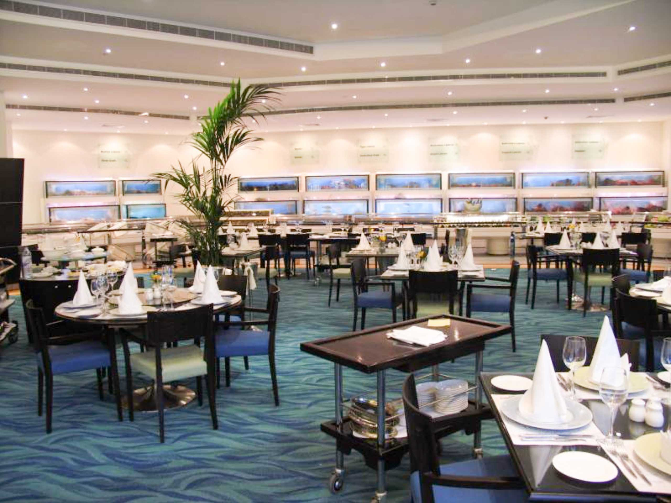 ish Market Restaurant- Le Merridian -Dubai